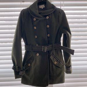 Warm Winter Pea Coat